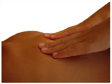 Fisioterapeuta en consulta