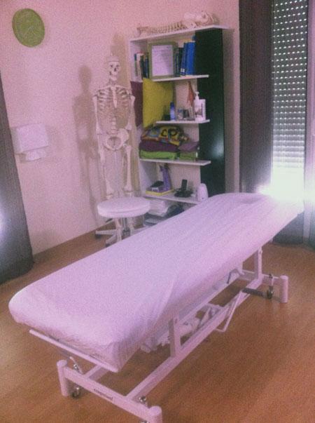 Consulta de osteopatia en Madrid