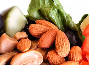 Alimentos saludables para dieta